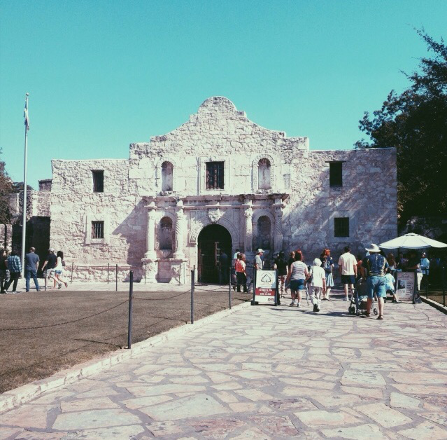 I Left My Heart In San Antonio (2/6)